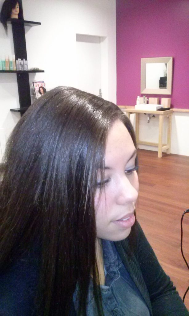 Coiffure afro tissage extensions Albi
